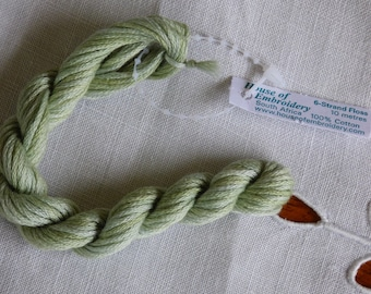 Stranded embroidery collar 50 Cypress of House