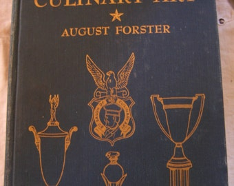 American Culinary Art by August Forster