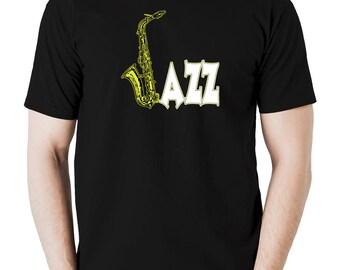 Jazz t shirt.