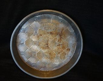 Vintage Bakerex R2109 Pan 9x 1 3/8 in. Baking Pan  Crown Ware