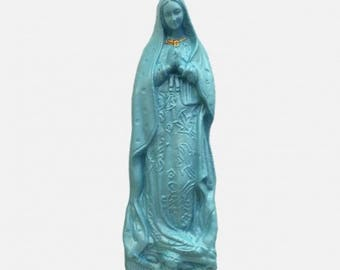 Mary 60cl blue bottle