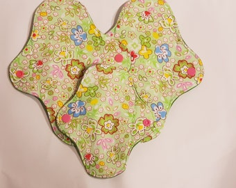 Pads and protectors washable underwear