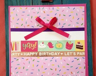 Happy Pink Birthday