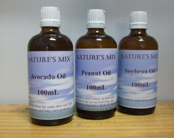 Peanut Oil **100mL**