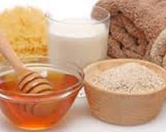 Oatmeal, Milk & Honey Botanical Lotion