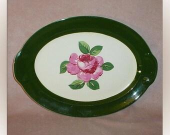 Taylor Smith Taylor Vintage Rosemont Serving Platter