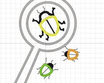 SAMPLE SALE! Bugs with Magnifying Glass Shirt, Bodysuit, Sample Shirt, Sample Sale,