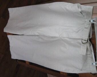 Land's End Ladies  Khaki  Pants, Size 12 New