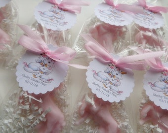 10 Unicorn Soap Favors, Baby Showers, Birthdays, Girls Parties, Magical