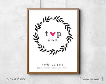 Love Print, Love Wall Art, Love Poster, Love Printable, Love Sign, Printable Wall Art, Digital Print