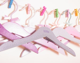 Personalized Baby-Kid Hanger