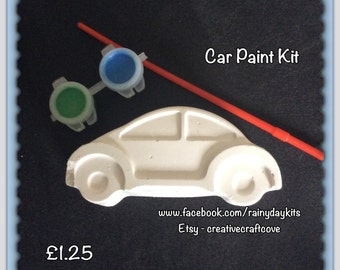 Car Painting Kit