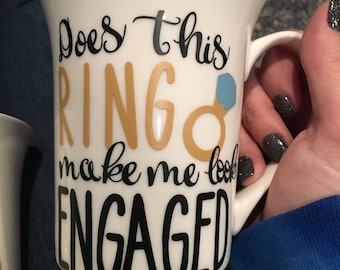 Engagement Mugs