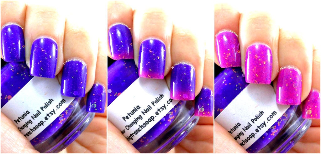 Color Changing Nail