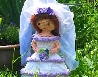 Haakpatroon bruid