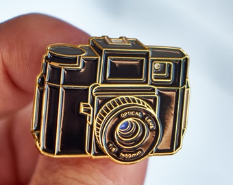 Holga Film Camera Pin