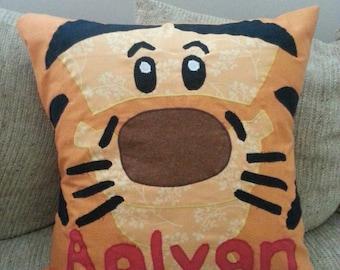Tigger Personalized Children's Pillow