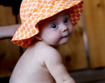 Sunhat Pattern Baby & Toddler