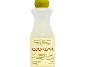 Eucalan Wool Wash - Unscented - 3.3 mL