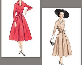 Vogue Sewing Pattern V2401 Dress/Coat Size 12-14-16