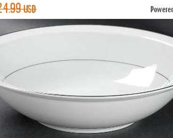 "ON SALE Ashcraft ETERNALLY Yours 5812 Japan Round Vegetable Serving Bowl Dinnerware Hard to Find 9"", a 34 dollar value"