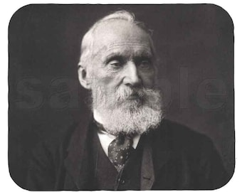 Mouse Pad; Lord Kelvin