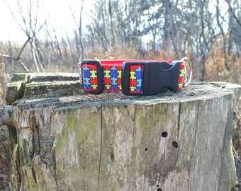 Autism Awareness Collar