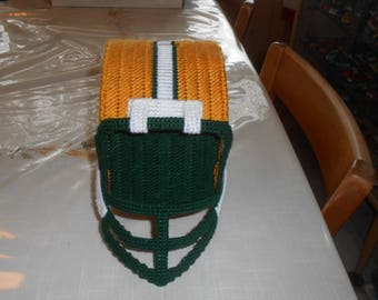 Green Bay Packers Tissue or Toilet Paper Cover
