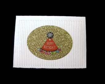 Happy Birthday Gift Card Holder Envelope, Money Holder, Gift Card Holder