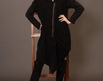 Wool Coat, Winter Coat, Asymmetrical Coat, Coats Women, Womens Wool Coat, Winter Coat Women, Plus Size Coat, Winter Jacket, Danellys D17.7.3
