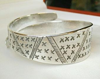 Large sterling silver cuff bracelet, wide silver cuff, handmade silver bracelet, handmade bracelet, silver cuff, sterling cuff,cuff bracelet