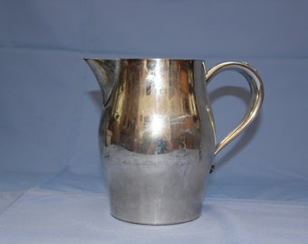 Vintage Paul Revere Silver Reproduction Pitcher