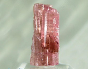 Vibrant Natural Pink Tourmaline Crystal - 32 ct RT012