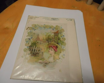Vintage 1894 Lion Coffee Advertisement in plastic, collectable, paper, summer