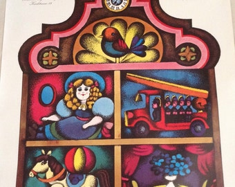 Nurnberg Toy Museum Poster a