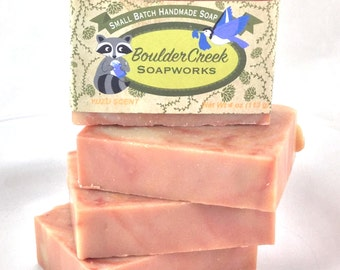 Yuzu Scented Soap-Mild Gentle Citrus Refreshing Handmade Soap Holiday Gift Self Care  Batch #262