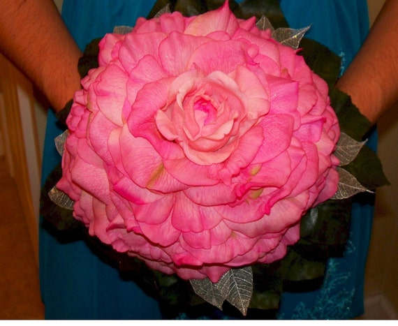 Bridal Pink Glamelia Bouquet