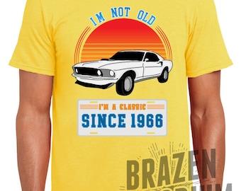 Classic car birthday Etsy