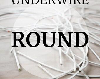 Round Bra-Underwires! 1 pair Sizes 30 - 54