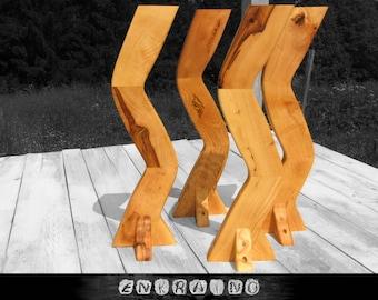 Furniture Legs Wood/Furniture legs/Dining table legs/Dining table basE/Table legs/Wood table legs