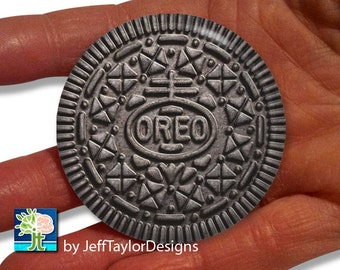 Oreo Cookie Pocket Mirror