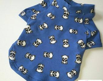 Hi! Panda!/ Dog clothes/ Dog apparels