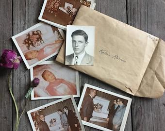 1960's Funeral Photos  - Post Mortem - Memento Mori - Kelsie Marion