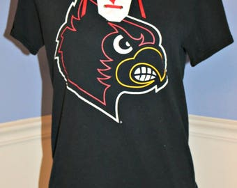 University of Louisville Lace Up T-Shirt