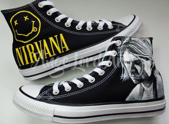 nirvana converse