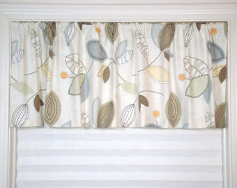 Magnolia Home  Calder Valance Kitchen Curtain Kitchen Valance Calder Valance 52x12 52x14 52x16 52x18