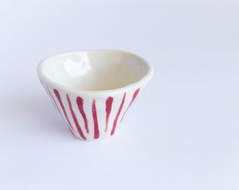 Striped Vessel / Cup