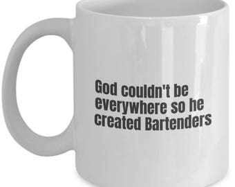 Bartender funny mug, Bartender funny mug, Bartender, gift idea