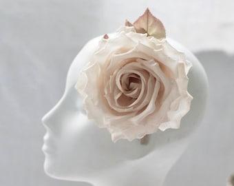The Onyeka Wedding Flower - Headband Fixing