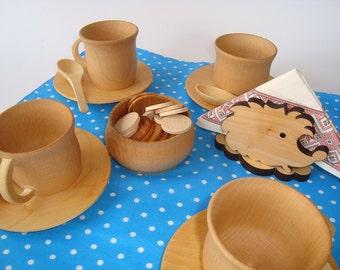 Teatime set (31ps) for kids play